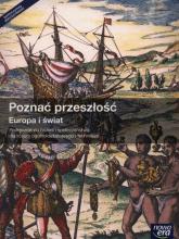 Poznać przeszłość Europa i świat Podręcznik Liceum ogólnokształcące - Kłodziński Karol, Krzemiński Tomasz | mała okładka