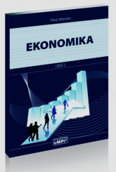 Ekonomika Podręcznik Część 2 Technikum, Szkoła policealna - Pietraszewski Marian, Potoczny Krzysztof, Strzelecka Krystyna | mała okładka