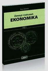 Ekonomika Zeszyt ćwiczeń Część 1 Technikum, Szkoła policealna -  | mała okładka