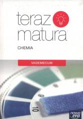 Teraz matura 2019 Chemia Vademecum Szkoła ponadgimnazjalna -  | mała okładka