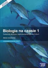 Biologia na czasie 1 Podręcznik dla liceum ogólnokształcącego i technikum Zakres rozszerzony z dostępem do Matura-ROM-U -  | mała okładka