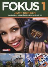 Fokus 1 Podręcznik + CD Szkoły ponadgimnazjalne - Kryczyńska-Pham Anna, Szczęk Joanna | mała okładka