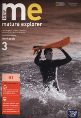 Matura Explorer New 3 Workbook Szkoły ponadgimnazjalne - Hughes John, Sadowska Joanna, Tyliba Halina, Michalak Izabela | mała okładka