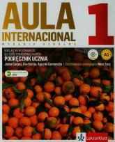 Aula Internacional 1 Podręcznik Szkoła ponadgimnazjalna - Corpas Jaime, Garcia Eva, Garmendia Agustin | mała okładka