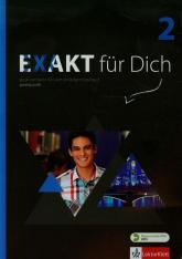 Exakt fur Dich 2 Podręcznik + CD Szkoła ponadgimnazjalna - Giorgio Motta   mała okładka