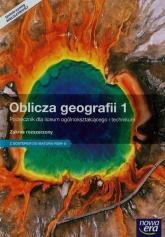 Oblicza geografii 1 Podręcznik Zakres rozszerzony z dostępem do Matura-ROM-u Szkoła ponadgimnazjalna - Malarz Roman, Więckowski Marek | mała okładka