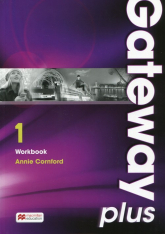Gateway Plus 1 Workbook poziom A2. Szkoła ponadgimnazjalna - Annie Cornford | mała okładka