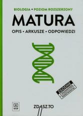 Matura Biologia Poziom rozszerzony Opis Arkusze Odpowiedzi -  | mała okładka