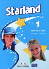 Starland 1 Student's Book + i-eBook - Evans Virginia, Dooley Jenny | mała okładka