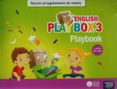 English Play Box 3 + CD Roczne przygotowanie do szkoły - Rebecca Adlard   mała okładka