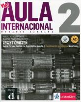 Mi Aula International 2 Zeszyt ćwiczeń Szkoła ponadgimnazjalna -  | mała okładka