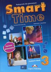 Smart Time 3 Student's Book + eBook Gimnazjum - Evans Virginia, Dooley Jenny | mała okładka