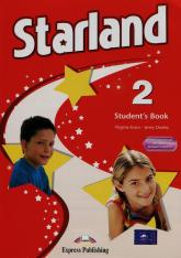 Starland 2 Student's Book + eBook Szkoła podstawowa - Evans Virginia, Dooley Jenny | mała okładka
