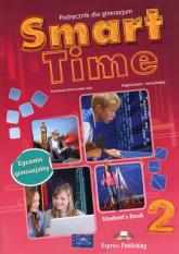 Smart Time 2 Podręcznik +ieBook Egzamin gimnazjalny Gimnazjum - Evans Virginia, Dooley Jenny | mała okładka