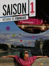 Saison 1 Podręcznik + CD + DVD A1+ - Cocton Marie-Noelle, Heu Elodie, Houssa Catherine   mała okładka