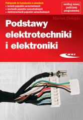 Podstawy elektrotechniki i elektroniki - Marian Doległo | mała okładka