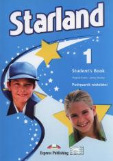 Starland 1 Podręcznik wieloletni Szkoła podstawowa - Evans Virginia, Dooley Jenny | mała okładka