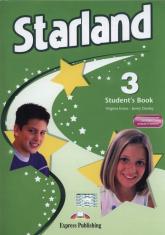 Starland 3 Student's Book + ieBook Szkoła podstawowa - Evans Virginia, Dooley Jenny | mała okładka