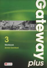 Gateway Plus 3 Workbook - Annie Cornford | mała okładka