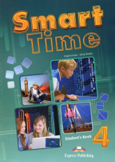 Smart Time 4 Student's Book - Evans Virginia, Dooley Jenny | mała okładka