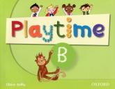 Playtime B Class Book - Claire Selby | mała okładka