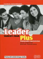 Leader Plus Podręcznik + repetytotium Poziom rozszerzony + CD - Mitchell H.Q., Malkogianni Marileni, Łątka Maria | mała okładka
