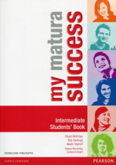 My Matura Success Intermediate Student's Book Podręcznik wieloletni -  | mała okładka