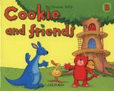 Cookie and Friends B Class book - Vanessa Reilly | mała okładka