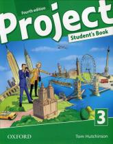 Project 3 Student's Book - Tom Hutchinson | mała okładka