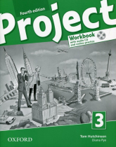 Project 3 Workbook + CD and Online Practice - Hutchinson Tom, Pye Diana | mała okładka