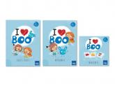 I love Boo poziom B Pakiet Przedszkole -  | mała okładka