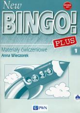 New Bingo! 1 Plus Reforma 2017 Materiały ćwiczeniowe z płytą CD Szkoła podstawowa - Anna Wieczorek | mała okładka