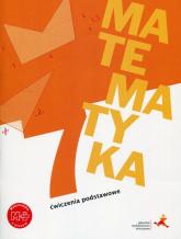Matematyka z plusem 7 Ćwiczenia podstawowe Szkoła podstawowa - Jacek Lech | mała okładka
