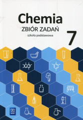 Chemia 7 Zbiór zadań Szkoła podstawowa - Tejchman Waldemar, Wasyłyszyn Lidia, Warchoł Anna | mała okładka