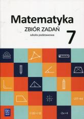 Matematyka 7 Zbiór zadań Szkoła podstawowa - Duvnjak Ewa, Kokiernak-Jurkiewicz Ewa | mała okładka