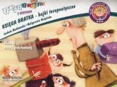 Ortograffiti z Bratkiem Księga Bratka 2 Bajki terapeutyczne - Mańkowska Izabela, Rożyńska Małgorzata | mała okładka