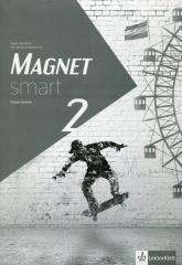 Magnet Smart 2 Zeszyt ćwiczeń Szkoła podstawowa - Żuławińska Elżbieta, Ćwikowska Beata, Fischer Arleta | mała okładka
