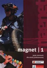 Magnet 1 Podręcznik + CD Szkoła podstawowa - Giorgio Motta | mała okładka