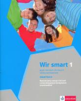 Wir Smart 1 Język niemiecki dla klasy 4 Smartbuch Rozszerzony zeszyt ćwiczeń z interaktywnym kompletem uczniowskim Szkoła podstawowa - Motta Giorgio, Książek-Kempa Ewa, Wieszczeczy | mała okładka