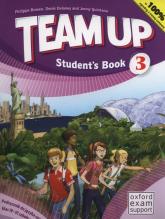 Team Up 3 Podręcznik +CD Szkoła podstawowa - Bowen Philippa, Delaney Denis, Quintana Jenny | mała okładka