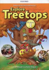 Explore Treetops 1 Podręcznik wieloletni Szkoła podstawowa -  | mała okładka