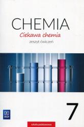 Ciekawa chemia 7 Zeszyt ćwiczeń Szkoła podstawowa - Gulińska Hanna, Smolińska Janina | mała okładka