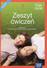 Puls życia 7 Zeszyt ćwiczeń Szkoła podstawowa - Holeczek Jolanta, Januszewska-Hasiec Barbara | mała okładka
