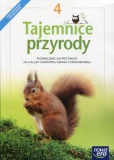Tajemnice przyrody 4 Podręcznik Szkoła podstawowa - Marko-Worłowska Maria, Szlajfer Feliks, Stawa   mała okładka