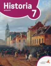 Podróże w czasie Historia 7 Podręcznik Szkoła podstawowa - Tomasz Małkowski | mała okładka
