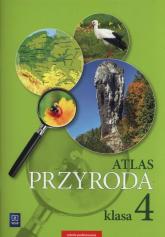 Przyroda 4 Atlas -  | mała okładka