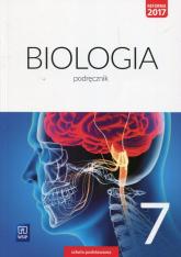 Biologia 7 Podręcznik Szkoła podstawowa - Jastrzębska Ewa, Kłos Ewa, Kofta Wawrzyniec | mała okładka
