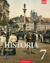 Historia 7 Podręcznik Szkoła podstawowa - Kąkolewski Igor, Kowalewski Krzysztof, Plumińska-Mieloch Anita | mała okładka
