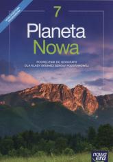 Planeta Nowa 7 Podręcznik Szkoła podstawowa - Malarz Roman, Szubert Mariusz, Rachwał Tomasz | mała okładka