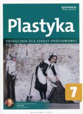Plastyka 7 Podręcznik Szkoła podstawowa - Anita Przybyszewska-Pietrasiak | mała okładka